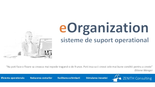 INTRANET E-ORGANIZATION